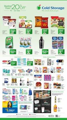 Cold Storage catalogue ( 2 days left)