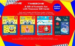 Timezone catalogue ( Expired )