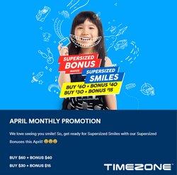 Timezone catalogue ( 12 days left )