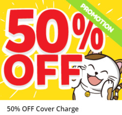 Offers from K Box in the Singapore leaflet