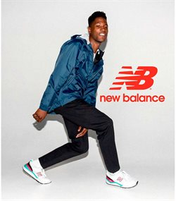 Offers from New Balance in the Singapore leaflet