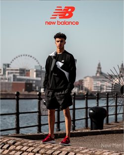 Sport offers in the New Balance catalogue in Singapore