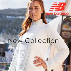 New Balance catalogue in Singapore ( More than a month )