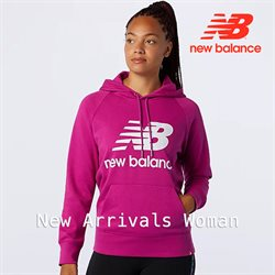 Sport offers in the New Balance catalogue ( More than a month )