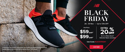 New Balance coupon in Singapore ( 2 days left )