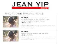 Jean Yip catalogue ( 5 days left )