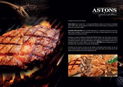 Astons catalogue in Singapore ( Expired )