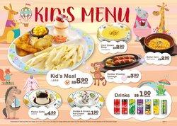 Restaurants offers in the Saizeriya catalogue ( 13 days left)