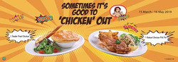 Offers from Swensens in the Singapore leaflet