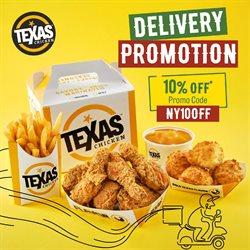 Texas Chicken catalogue ( Expired )