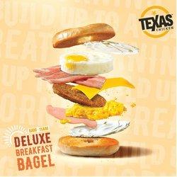 Texas Chicken catalogue ( More than a month )