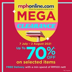 Travel & Leisure offers in the MPH catalogue ( Expires Today)