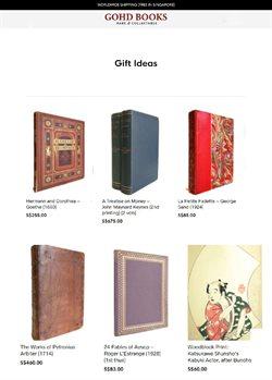 Gohd Books catalogue ( 24 days left )