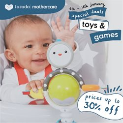 Mothercare catalogue in Singapore ( Expired )
