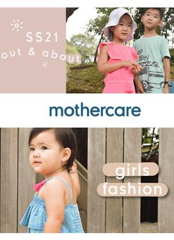 Mothercare catalogue in Singapore ( Expires Today )
