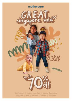 Mothercare offers in the Mothercare catalogue ( Expired)