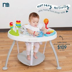 Kids, Toys & Babies offers in the Mothercare catalogue ( 3 days left)