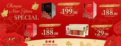 New Year offers in the Bee Cheng Hiang catalogue ( 14 days left)