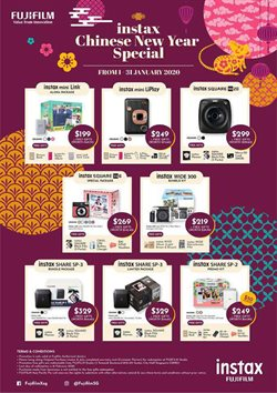 Offers from Challenger in the Singapore leaflet