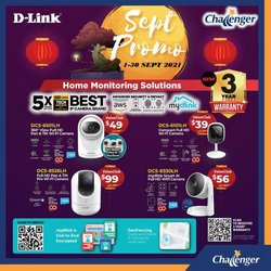 Electronics & Appliances offers in the Challenger catalogue ( 10 days left)