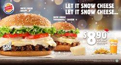 Burger King catalogue ( Expired )