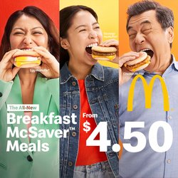 Restaurants offers in the McDonald's catalogue ( 1 day ago)