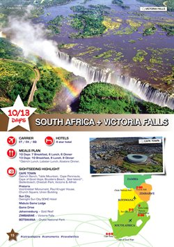 Travel & Leisure offers in the CS Travel catalogue in Singapore
