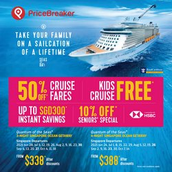 Travel & Leisure offers in the PriceBreaker catalogue ( 5 days left)