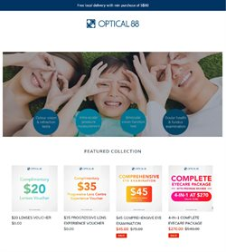 Optical 88 catalogue ( 15 days left )