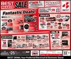 Best Denki catalogue ( More than a month )