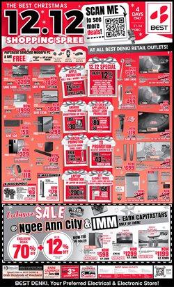 Best Denki catalogue ( Expired )