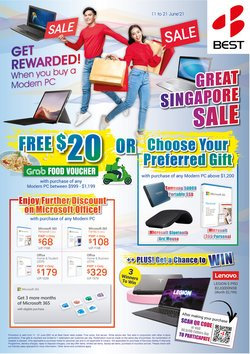Electronics & Appliances offers in the Best Denki catalogue ( 5 days left)