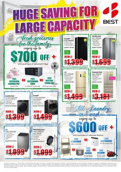 Electronics & Appliances offers in the Best Denki catalogue ( 12 days left)