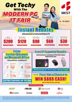 Electronics & Appliances offers in the Best Denki catalogue ( 25 days left)