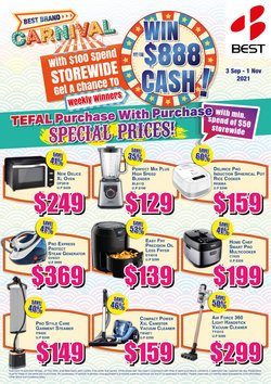 Electronics & Appliances offers in the Best Denki catalogue ( 4 days left)