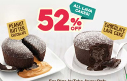 Offers from Domino's Pizza in the Singapore leaflet