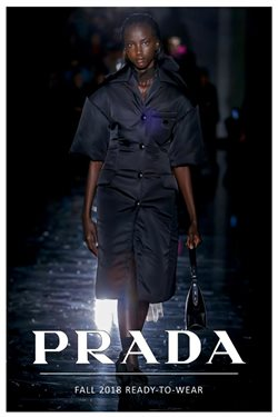 Offers from Prada in the Singapore leaflet