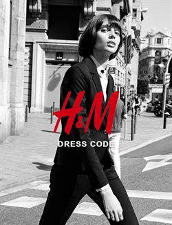 Offers from H&M in the Singapore leaflet