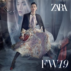 Offers from ZARA in the Singapore leaflet