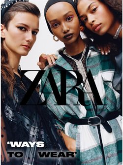 Clothes, shoes & accessories offers in the ZARA catalogue in Singapore