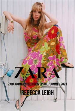 Clothes, shoes & accessories offers in the ZARA catalogue ( 24 days left)
