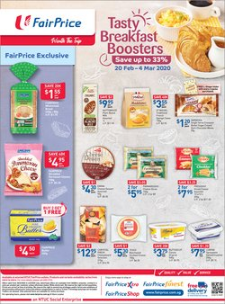 FairPrice catalogue in Singapore ( 9 days left )
