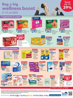 FairPrice catalogue ( 1 day ago)
