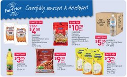 FairPrice catalogue ( 4 days left)