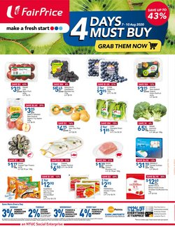 FairPrice catalogue ( 2 days left )