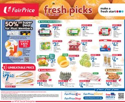 FairPrice catalogue ( 2 days left )