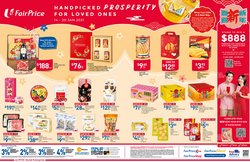 New Year offers in the FairPrice catalogue ( 3 days left)