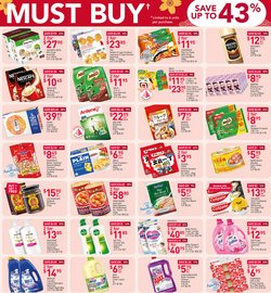 Supermarkets offers in the FairPrice catalogue in Singapore ( 2 days left )