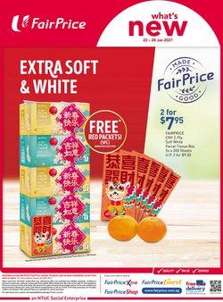 FairPrice catalogue ( 2 days left)