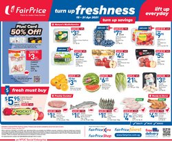 FairPrice catalogue ( 3 days left )